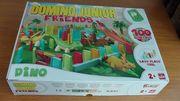 Neuwertiges Domino Junior Friends Spiel