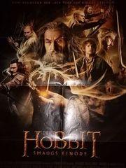 2013 Plakat A1 Hobbit Smaugs