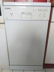 45cm schmale Geschirrspülmaschine