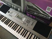 Keyboard unbenutzt Yamaha E 353