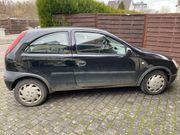 Opel Corsa C BASTLERFAHRZEUG