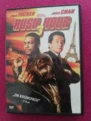 Rush Hour 3 DVD