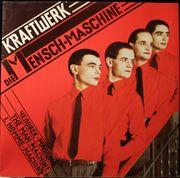 LP Schallplatte Kraftwerk - Die Mensch