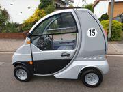 Seniorenmobil Krankenfahrstuhl Elektromobil Kabinenfahrzeug S500