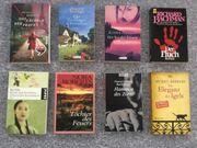 Verschiedene Bücher Bestseller Romane Liebesromane
