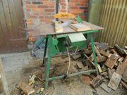 220V Tischkreissäge Brennholzsäge Wippsäge Säge