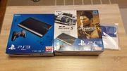 PS3 mit vielen Spiele und