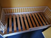 Kinderbett Ikea Gulliver mit Rost