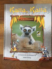 Buch über Kattas