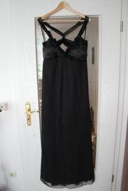 Abendkleid von zero in schwarz