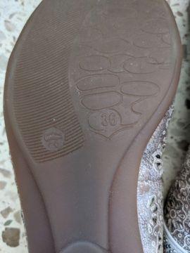 Damenschuhe Slipper Rieker Gr 3: Kleinanzeigen aus Sinsheim - Rubrik Schuhe, Stiefel