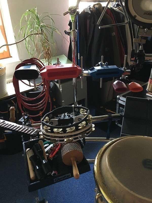 LP-Percussionset - professionell und überkomplett