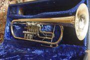 Trompete Johannes Scherzer Drehventil
