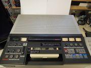 U-MATIC Videorekorder JVC CR-8250E