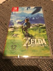 Switch Zelda OVP NEU
