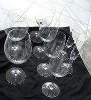 2 RIEDEL Grappa Gläser Sommeliers