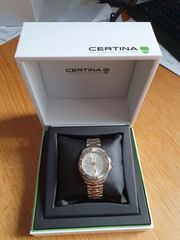 Certina DS Action Damenuhr Chronometer
