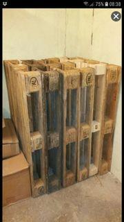 Holz Palette Europalette 120 x