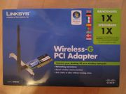 LINKSYS Wireless-G PCI Adapter TP-LINK
