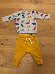 Dino Set - Pullover und Hose
