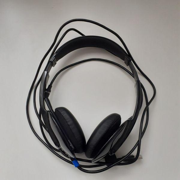 Logitech H540 PC-Headset USB schnurgebunden