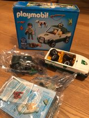 Playmobil 6812 Förster Pick Up