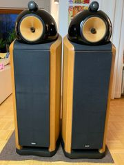 Bowers Wilkins Nautilus 802 1