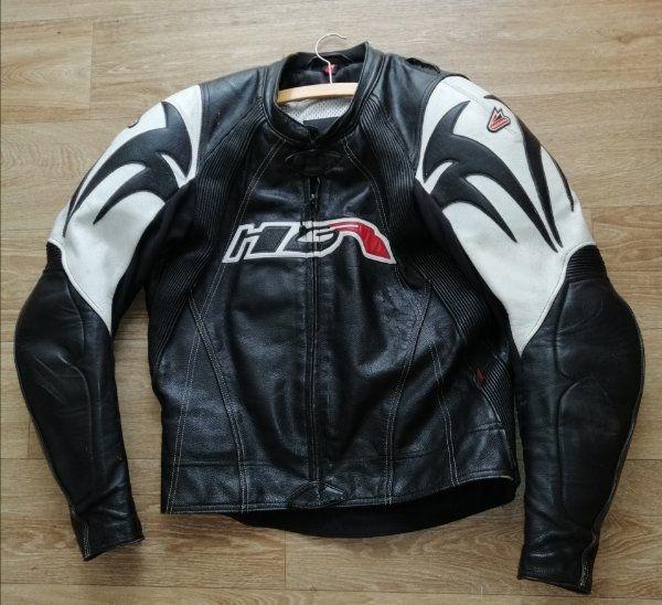 Hein Gericke Motorradlederjacke L-XL