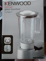 Kenwood Glasmixer