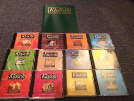 CDs, DVDs, Videos, LPs - 12 CD Klassiksammlung Buch