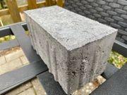 Pflaster Steine 20x10x10cm Anthrazit EHL