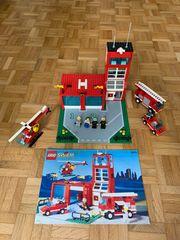 Lego Feuerwehr Setnummer 6571