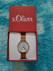 Uhr s Oliver lebensbaum Neu