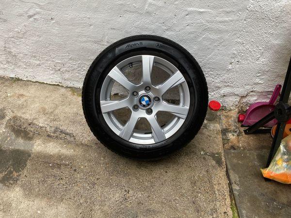 Winterreifen BMW 320i F30