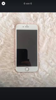 IPhone 6s Rose Gold in
