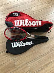 Wilson Tennisschläger inkl Tasche