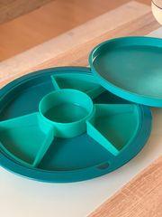 Tupperware Serviertablett