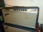 Fender Bandmaster - Vintage Amp - TOP