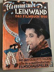 FLIMMERNDE LEINWAND DAS FILMBUCH 1950