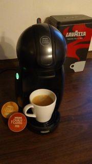 Dolce Gusto kaffeeautomat