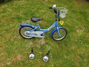 16 Zoll Puky Fahrrad mit