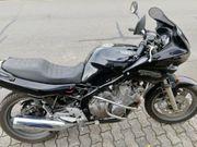 Yamaha 600 wenig gelaufen