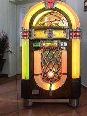 Jukebox - Originale Bubble Wurlitzer