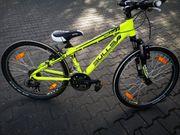 MTB Fahrrad 24 Zoll Alu
