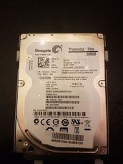 Seagate Momentus Thin ST500LT012 Interne