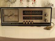 Radio Telefunken Caprice Clock Radiowecker