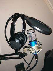 home recording Zubehör Neuwertig