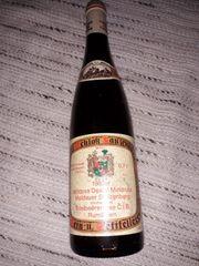 Wein Moldauer Stoltenberg Edelbeerenlese 1982er