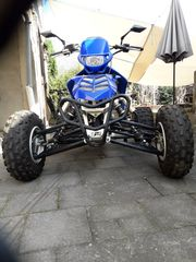 Yamaha Quad E-ATV Racing YZ