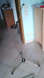 Mikrofonständer Lautsprecherkabel Case